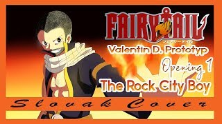 [Slovak Cover] Fairy Tail OP 8 -