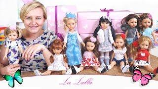 La Lalla, nowe lalki, ubranka, dodatki