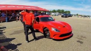 2015 Dodge Viper experience | Dodge Thrill rides, I ride in a viper!