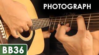 Photograph - Ed Sheeran Guitar Tutorial