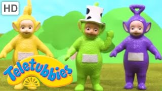 Teletubbies Tinky Winky Bag Hunt! | Toy Play Video | Play games with Teletubbies