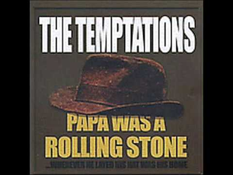 The Temptations - Papa Was A Rolling Stone Video Clip
