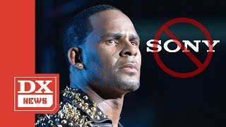 "Sony Music Officially Drops R. Kelly From The Record Label Following ""Surviving R.Kelly"" Documentary"