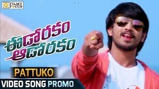 Pattuko Video Song Trailer    Eedo Rakam Aado Rakam Movie Songs    Vishnu, Raj Tarun