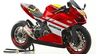 OTOMOTIF | Modifikasi Sangar Honda CBR250RR. Mantap Djiwa!