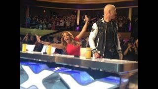 Funny And Cute Moments Of Hel Part 2 (Howie Mandel & Mel B)