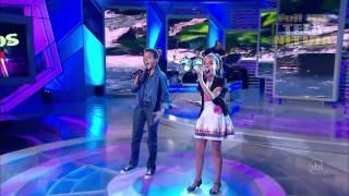 Aleluia(Hallelujah)   JOTTA A  e MICHELY with English and Spanish subtitles