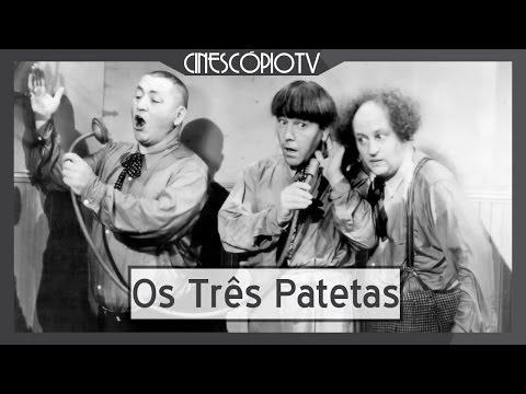 CinescópioTV 04 A Históra dos Três Patetas