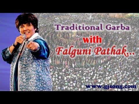 Falguni Pathak Garba Songs amu kaka bapa na poriya indhana winva gaiti maro sonano ghadulo re