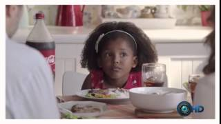 Coca cola   Adoção   Linda Propaganda   Adotar Alimenta a Felicidade   Comercial 2015 HD