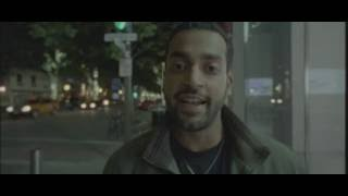 Indian guy rapping on the streets of palo alto... INTENSE!
