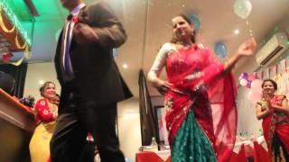 Group dance ( Nepali +Hindi)