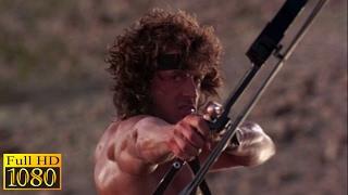 Rambo 3 (1988) - Explosive Arrow Scene (1080p) FULL HD