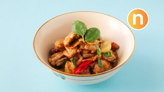 Three Cup Chicken  三杯鸡  San Bei Ji Nyonya Cooking uploaded on 3 month(s) ago 18910 views