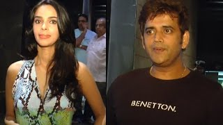 SUPER HOT Mallika Sherawat, Ravi Kishan & Others At Special Screening of 'Meeruthiya Gangsters'