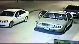 خطير ... سرقة سيارات على الطريقة العربية !