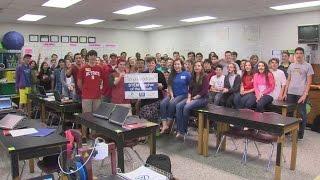 STEM Teacher of the Month--Lila Hackett