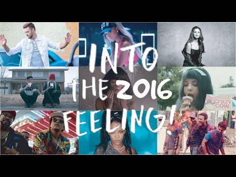 INTO THE 2016 FEELING! 2016 Year - End Mashup (+100 Hits)