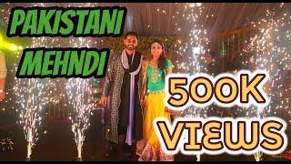 2017 Best Pakistani Mehndi in Lahore Pakistan | HIGHLIGHTS | DANCE | TORONTO CANADA