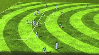 FIFA 14 iPhone/iPad - México vs. Honduras