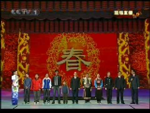 十三、现场采访灾区人民代表蒋敏、白玲、曹代成等