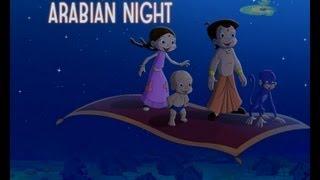 Chhota Bheem - Arabian Night