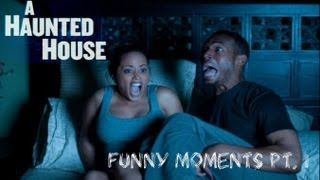 A Haunted House(2013) Funny moments