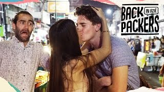 Op date met ladyboy in Bangkok - Backpackers in Azië #2