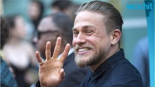 Charlie Hunnam Gets In Trouble With His Girlfriend