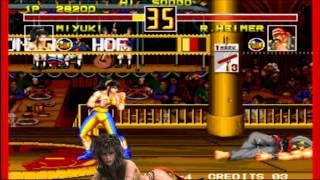 Gameplay de Fight fever