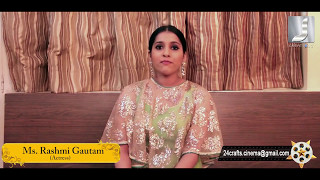 J Creations   Actress Rashmi Gautam talking about sure short Cinema chances   J World   JCharity  