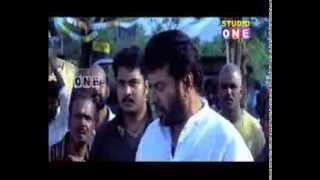 Mammootty Action Scene 02 - Stuvartpuram Movie