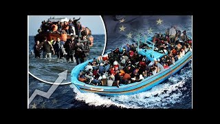 News Boat migrants rocked by EU political storm to arrive in Spain