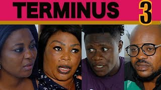 TERMINUS Ep 3 Theatre Congolais avec Bellevue,Maman Top,Ebakata,Pierro,Alain,Ibutu