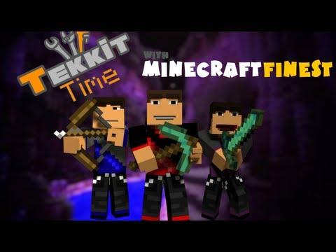 Minecraft: Tekkit Time w/ MinecraftFinest Ep. 17 - DARK MATTER OMG ASDFGHJKL;