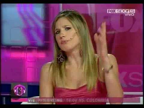 Alina Moine en FS 360 Temporada 2009 1