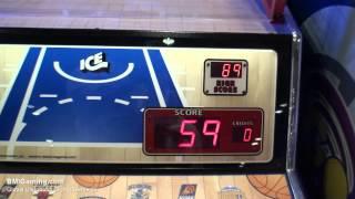 NBA Hoop Troop Kids Basketball Arcade Machine - BMIGaming.com - ICE