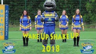 Wake Up Shake Up 2018 -  Routine 1