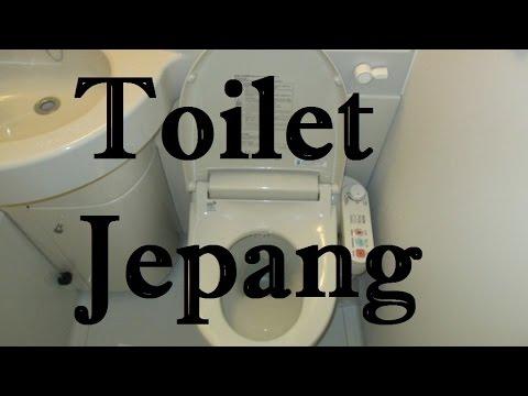 Perbedaan Toilet Modern & Toilet Jadul Jepang Woow Sekali - Jepang 20
