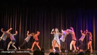 Vanessa Silva - Hello  ( Choreography: Andrew Perez )