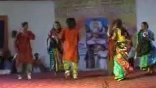 sindhi dandiya dance cheti chand mela 2009 sindhi welfare association ( Regd).mp4
