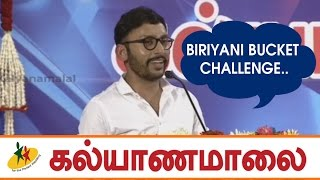 Life Gives Us a Choice : RJ Balaji | Full Speech | Kalyanamalai | Kamaraj Arangam