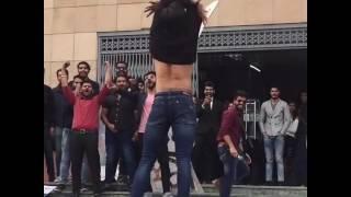 a stunning dance performance by a gujjar boy - Amity university