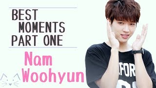 Infinite:WooHyun-Best Moments