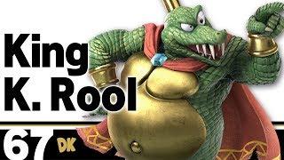 67: King K. Rool – Super Smash Bros. Ultimate