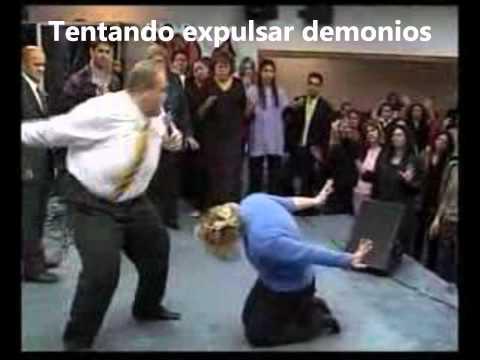 Legiao de demonios tenta sacanear pastor de igreja