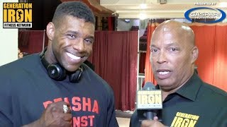 Nathan De Asha Interview After New York Pro 2018 Win | GI Exclusive