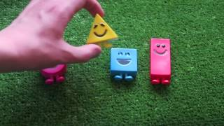 Mister Maker Comes to Town: The Shapes!
