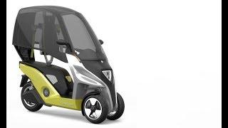 ¿Quieres conducir lo último en vehículos eléctricos? Velocípedo, MUVI y MOVAK