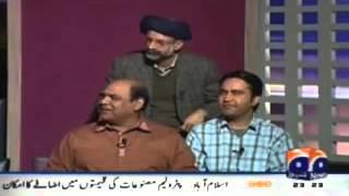 Guloo Mein Rang Agha Majid (Aroo Grenade) Singing